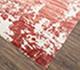 Jaipur Rugs - Hand Knotted Wool and Bamboo Silk Ivory ESK-431 Area Rug Floorshot - RUG1070715