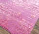 Jaipur Rugs - Hand Knotted Wool and Bamboo Silk Pink and Purple ESK-431 Area Rug Floorshot - RUG1074648