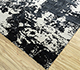 Jaipur Rugs - Hand Knotted Wool and Bamboo Silk Ivory ESK-431 Area Rug Floorshot - RUG1094425
