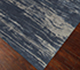 Jaipur Rugs - Hand Knotted Wool and Bamboo Silk Blue ESK-432 Area Rug Floorshot - RUG1065500