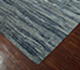 Jaipur Rugs - Hand Knotted Wool and Bamboo Silk Blue ESK-433 Area Rug Floorshot - RUG1053583