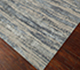 Jaipur Rugs - Hand Knotted Wool and Bamboo Silk Grey and Black ESK-433 Area Rug Floorshot - RUG1064821