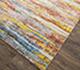 Jaipur Rugs - Hand Knotted Wool and Bamboo Silk Ivory ESK-433 Area Rug Floorshot - RUG1074651