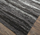 Jaipur Rugs - Hand Knotted Wool and Bamboo Silk Grey and Black ESK-433 Area Rug Floorshot - RUG1072291