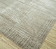 Jaipur Rugs - Hand Knotted Wool and Bamboo Silk Ivory ESK-472 Area Rug Floorshot - RUG1094490