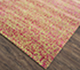 Jaipur Rugs - Hand Knotted Wool and Bamboo Silk Green ESK-474 Area Rug Floorshot - RUG1070987