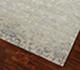 Jaipur Rugs - Hand Knotted Wool and Bamboo Silk Ivory ESK-623 Area Rug Floorshot - RUG1057321