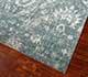 Jaipur Rugs - Hand Knotted Wool and Bamboo Silk Blue ESK-624 Area Rug Floorshot - RUG1034632