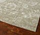 Jaipur Rugs - Hand Knotted Wool and Bamboo Silk Beige and Brown ESK-624 Area Rug Floorshot - RUG1019993