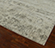 Jaipur Rugs - Hand Knotted Wool and Bamboo Silk Ivory ESK-624 Area Rug Floorshot - RUG1058327