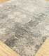 Jaipur Rugs - Hand Knotted Wool and Bamboo Silk Ivory ESK-661 Area Rug Floorshot - RUG1076760