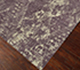 Jaipur Rugs - Hand Knotted Wool and Bamboo Silk Ivory ESK-662 Area Rug Floorshot - RUG1053817