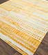 Jaipur Rugs - Hand Knotted Wool and Bamboo Silk Ivory ESK-663 Area Rug Floorshot - RUG1074213