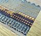 Jaipur Rugs - Hand Knotted Wool and Bamboo Silk Blue ESK-663 Area Rug Floorshot - RUG1090250