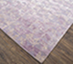 Jaipur Rugs - Hand Knotted Wool and Bamboo Silk Blue ESK-680 Area Rug Floorshot - RUG1074635