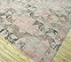 Jaipur Rugs - Hand Knotted Wool and Bamboo Silk Ivory ESK-680 Area Rug Floorshot - RUG1093389