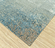 Jaipur Rugs - Hand Knotted Wool and Bamboo Silk Blue ESK-9012 Area Rug Floorshot - RUG1081092