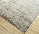 Jaipur Rugs - Hand Knotted Wool and Bamboo Silk Grey and Black ESK-9014 Area Rug Floorshot - RUG1093076