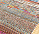 Jaipur Rugs - Hand Knotted Wool and Bamboo Silk Ivory ESRM-5201 Area Rug Floorshot - RUG1091291