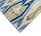 Jaipur Rugs - Hand Knotted Wool Green LCA-07 Area Rug Floorshot - RUG1054935