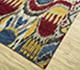 Jaipur Rugs - Hand Knotted Wool Ivory LCA-09 Area Rug Floorshot - RUG1101192