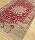 Jaipur Rugs - Hand Knotted Wool Beige and Brown LCA-63 Area Rug Floorshot - RUG1084458