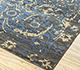 Jaipur Rugs - Hand Knotted Wool Blue LCA-68 Area Rug Floorshot - RUG1094752