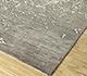 Jaipur Rugs - Hand Knotted Wool Grey and Black LCA-69 Area Rug Floorshot - RUG1116482