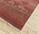 Jaipur Rugs - Hand Knotted Wool Beige and Brown LE-34 Area Rug Floorshot - RUG1081944