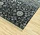 Jaipur Rugs - Hand Knotted Wool Blue LES-221 Area Rug Floorshot - RUG1077892