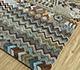 Jaipur Rugs - Hand Knotted Wool and Bamboo Silk Multi LES-429 Area Rug Floorshot - RUG1093567