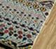Jaipur Rugs - Hand Knotted Wool and Bamboo Silk Multi LES-456 Area Rug Floorshot - RUG1092465