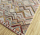 Jaipur Rugs - Hand Knotted Wool and Bamboo Silk Ivory LES-483 Area Rug Floorshot - RUG1093573
