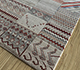 Jaipur Rugs - Hand Knotted Wool and Bamboo Silk Ivory LES-518 Area Rug Floorshot - RUG1093926