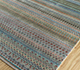 Jaipur Rugs - Hand Knotted Wool and Bamboo Silk Green LES-709 Area Rug Floorshot - RUG1106956