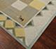 Jaipur Rugs - Hand Tufted Wool Multi LET-1153 Area Rug Floorshot - RUG1064090