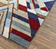 Jaipur Rugs - Hand Tufted Wool Blue LET-1564 Area Rug Floorshot - RUG1081534