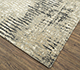 Jaipur Rugs - Hand Knotted Wool and Bamboo Silk Ivory LRB-1505 Area Rug Floorshot - RUG1076406