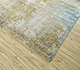 Jaipur Rugs - Hand Knotted Wool and Bamboo Silk Ivory LRB-1508 Area Rug Floorshot - RUG1083159
