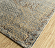 Jaipur Rugs - Hand Knotted Wool and Silk Beige and Brown LRS-04 Area Rug Floorshot - RUG1090209