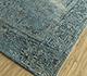 Jaipur Rugs - Hand Knotted Wool and Silk Blue LRS-05 Area Rug Floorshot - RUG1090212