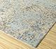Jaipur Rugs - Hand Knotted Wool and Silk Ivory LRS-09 Area Rug Floorshot - RUG1090223