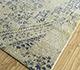 Jaipur Rugs - Hand Knotted Wool and Silk Green LRS-14 Area Rug Floorshot - RUG1090083
