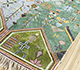 Jaipur Rugs - Hand Knotted Silk Blue LSL-302 Area Rug Floorshot - RUG1092457