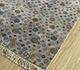 Jaipur Rugs - Hand Knotted Silk Grey and Black LSL-309 Area Rug Floorshot - RUG1092463