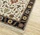 Jaipur Rugs - Hand Knotted Wool Ivory MAKT-16 Area Rug Floorshot - RUG1025150