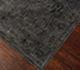 Jaipur Rugs - Hand Knotted Wool and Silk Grey and Black NE-2348 Area Rug Floorshot - RUG1037491