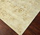Jaipur Rugs - Hand Knotted Wool and Silk Beige and Brown NE-2348 Area Rug Floorshot - RUG1049834