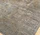 Jaipur Rugs - Hand Knotted Wool and Silk Grey and Black NE-2348 Area Rug Floorshot - RUG1083761