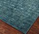 Jaipur Rugs - Hand Knotted Wool and Silk Blue NE-2349 Area Rug Floorshot - RUG1054739